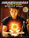 img - for Dragonball The Movie Sticker Book book / textbook / text book