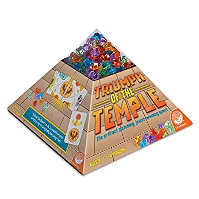 MindWare Triumph of The Temple Board Game: Toys & Games