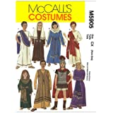 McCall's Patterns M5905 Children's/Boys'/Girls' Biblical Costumes, Size CX (XSM-SML)