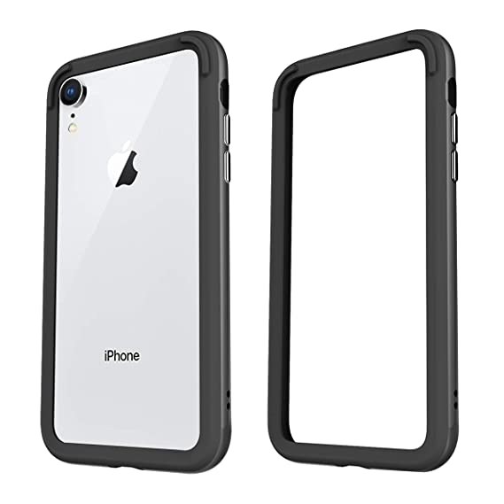 designer fashion fdf5c 44cbd Amazon.com: YOMETOME Case Bumper for iPhone XR, iPhone XR Protective ...