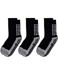 Anti Slip Non Skid Slipper Hospital Socks with grips for...