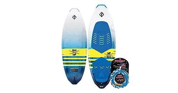 Amazon.com: CWB Connelly Ride Wakesurf Board Package ...