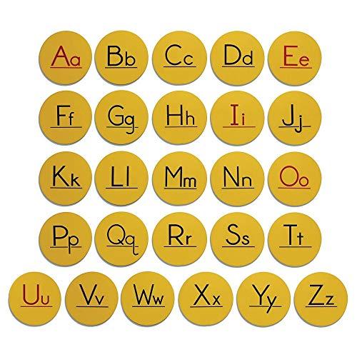 Alphabet Spot Set