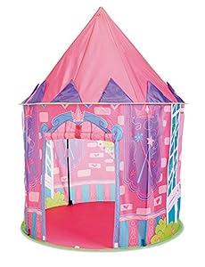 Kidoozie Princess Hideaway Playhouse with Front Door Flap and 1 Windows