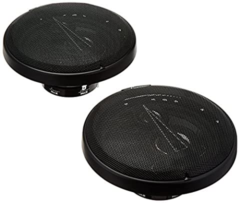 Lanzar MX63 Max Series 6.5-Inch 400-Watt 3-Way Coaxial Speakers (Pair) (2006 Toyota Sequoia Speakers)