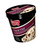 Perry's Ice Cream, Pint, Premium, Cheat Day - Pack of 8
