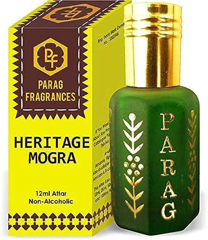 Parag Fragrances Heritage Mogra Attar 1
