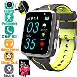 Best Child Locator Watch For Kids - Kids Smart Watch with Music Player - Childrens Review