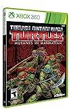 ninja turtle 360 - Teenage Mutant Ninja Turtles: Mutants in Manhattan - Xbox 360