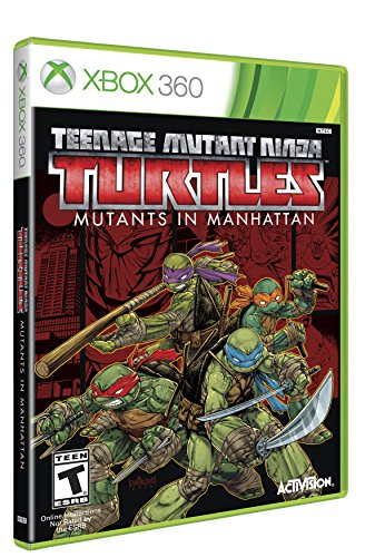 Teenage Mutant Ninja Turtles: Mutants in Manhattan - Xbox - Stores Manhattan In