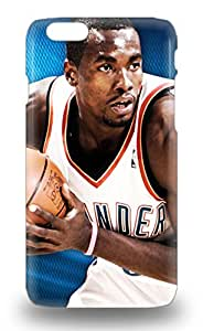 Fashion Design Hard 3D PC Soft Case Cover NBA Oklahoma City Thunder Serge Ibaka #9 Protector For Iphone 6 ( Custom Picture iPhone 6, iPhone 6 PLUS, iPhone 5, iPhone 5S, iPhone 5C, iPhone 4, iPhone 4S,Galaxy S6,Galaxy S5,Galaxy S4,Galaxy S3,Note 3,iPad Mini-Mini 2,iPad Air )