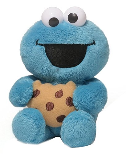 Gund Sesame Street Cookie Monster Foodies Plush, 6