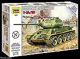 zvezda models - Zvezda 1/72 5039 T-34/85