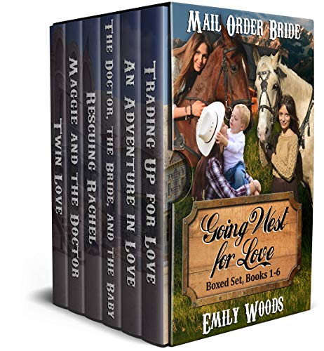 Pdf Teen Mail Order Bride: Going West for Love Boxed Set: Books 1 - 6