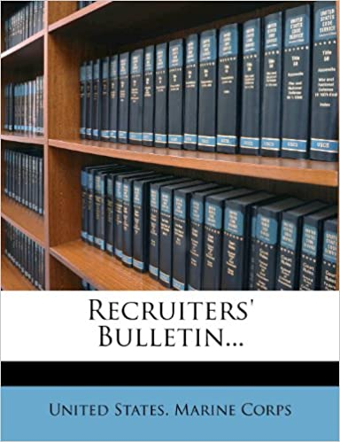 Book Recruiters' Bulletin...