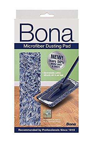 Bona Dusting Pad | Designed on Hardwood, Stone, Tile and Laminated Floors | 4