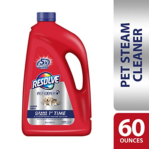 Resolve Pet Steam 2X Concentrated Large Area Carpet Cleaner