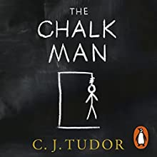 The Chalk Man Audiobook by C J Tudor Narrated by Andrew Scott, Asa Butterfield