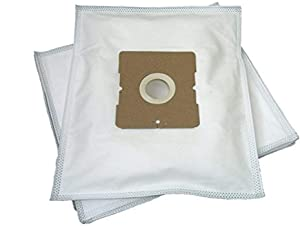 Electrolux X3600 Range 4 Synthetic Vacuum Cleaner Bags for AFK, Clatronic, Dirt Devil, SEVERIN