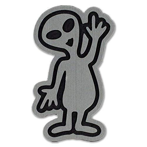 ToeJamR Stomp Pad - Alien - Gray (Canada Stomp Pad)