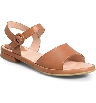 78c275c078d6b Amazon.com   Ono Womens Berry Open Toe Casual Ankle Strap Sandals, Brown,  Size 6.0   Shoes