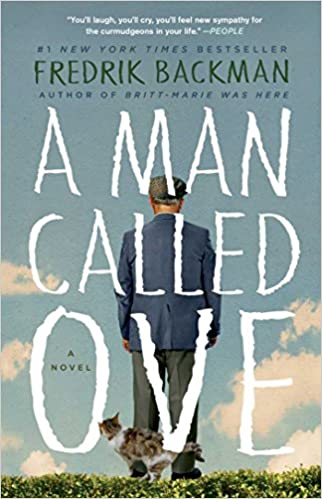 Image result for a man called ove book cover