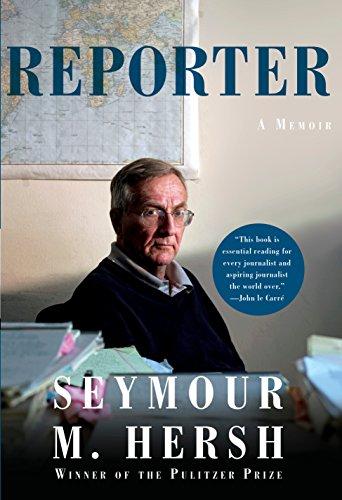Reporter: A Memoir cover