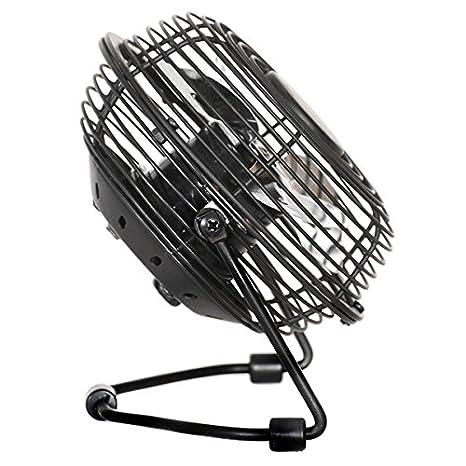 Black Igenix DF0004 USB Desk Fan Pack Of 3 4-Inch