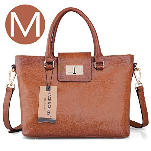 Medium Size Handbag Leather: Amazon.com