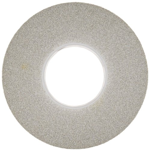 Scotch-Brite(TM) EXL Deburring Wheel, Aluminum Oxide, 3000 rpm, 12 Diameter x 2 Width, 5 Arbor, 8A Medium Grit (Pack of 1) by Scotch-Brite