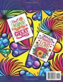 Good Vibes Coloring Book For Adults Vol
