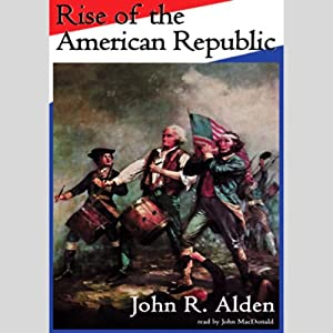 Rise of the American Republic Audiobook
