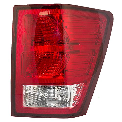 Passengers Taillight Tail Lamp Replacement for Jeep SUV 55079012AC ()