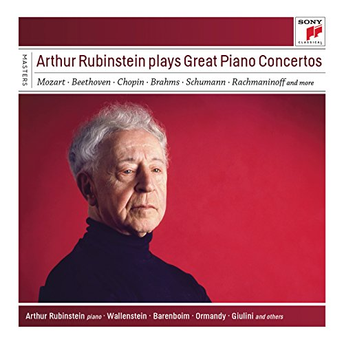 Rhapsody On A Theme Of Paganini, Op. 43: Rhapsody On A Theme Of Paganini, Op. 43: Variation - Rubinstein Piano Arthur