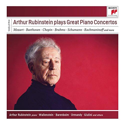 Rhapsody On A Theme Of Paganini, Op. 43: Rhapsody On A Theme Of Paganini, Op. 43: Variation - Rubinstein Arthur Piano