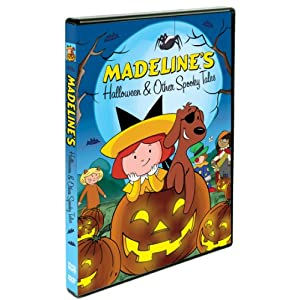 Madeline's Halloween And Other Spooky Tales movie