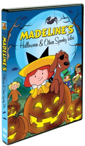 Madeline's Halloween And Other Spooky Tales (Halloween Full Movies For Kids)
