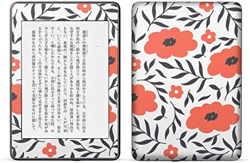 igsticker kindle paperwhite 第4世代 専用スキンシール キンドル ペーパーホワイト タブレット 電子書籍 裏表2枚セット カバー 保護 フィルム ステッカー 050365