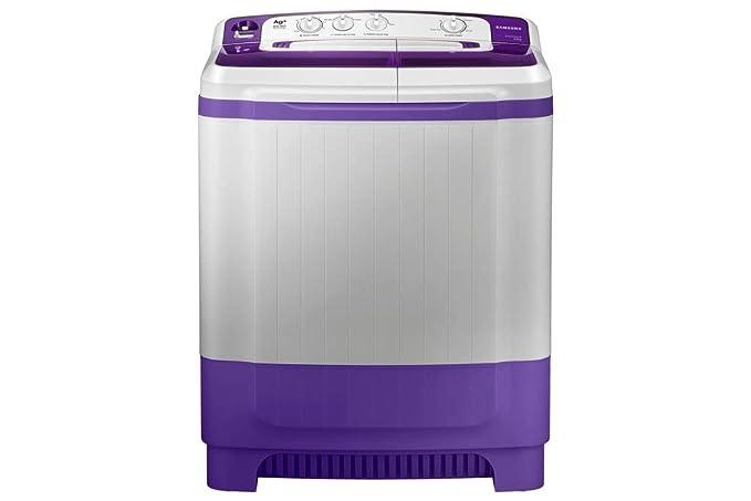 Samsung 8 5 kg Semi-Automatic Top Loading Washing Machine (WT85M4200HB/TL,  Light Grey)