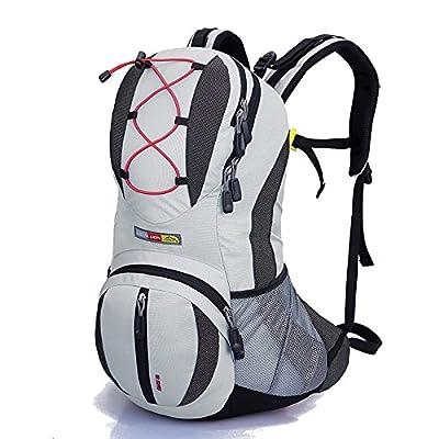 Hongrun Sac à dos d'escalade les sorties en plein air randonnée sac à dos sac épaules camping équitation 18L entre les hommes et les femmes.