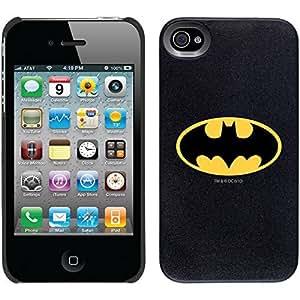 Coveroo Batman - Emblem iPhone 6 plus 5.5 Thinshield Snap-On Case, Black