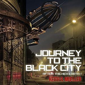 Journey to the Black City Audiobook