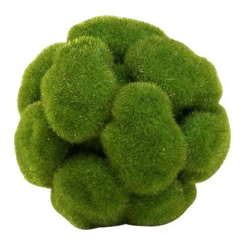 (Cyan Design 02607 Moss Sphere, Small)