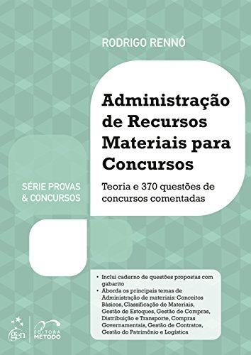 Administração de Recursos Materiais Para Concursos