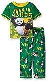 Komar Kids Boys Kung Fu Panda 2 Piece Pant Set