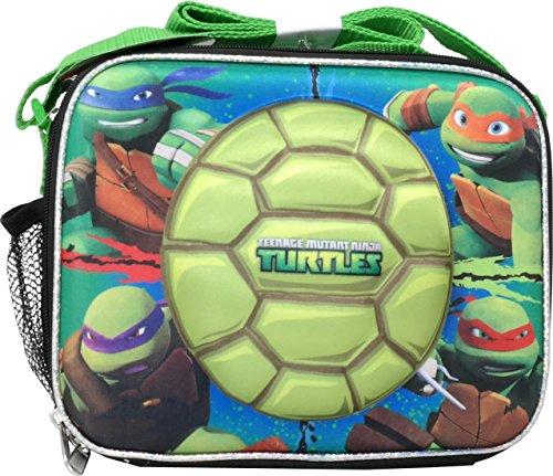 Nickelodeon Teenage Mutant Ninja Tutle Soft Lunch kit bag