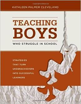 Teaching boys