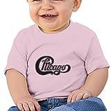 Kim Lennon I Love Chicago Custom Kid High Quality T-shirt Pink Size 6 M