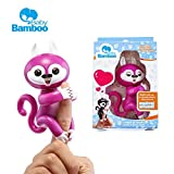 Toys : Prime interactive Finger Baby Squirrel – Robot Toy - Electronic Pet Toy for Children - Finger Puppets - Stem Toys for Kids Children – Christmas gift purple