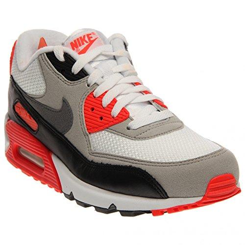 Nike Air Max 90 Og Heren Trainers 725.233 Schoenen Van Wit Koel Grijs Neutraal Grijs Zwart 106